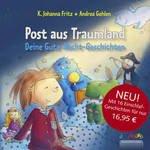 Personalisiertes Kinderbuch: Post aus Traumland
