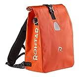 Rohtar Allround Series - Fahrradtasche - Fahrradrucksack - Gepäckträgertasche - Die ideale Reisetasche für Radfahrer - Verdeckte Gurte und Haken und voll...