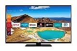 Telefunken XU55E512 140 cm (55 Zoll) Fernseher (4K Ultra HD, HDR 10, Triple Tuner, Smart TV, Prime Video)