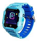 JBC Kinder GPS Uhr/Smartwatch Outdoor (ohne Abhörfunktion) (Schwarz)