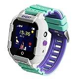 JBC Kinder GPS Uhr/Smartwatch Outdoor (ohne Abhörfunktion) (Grün)