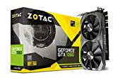 ZOTAC GeForce GTX 1060 6GB GDDR5X Grafikkarte (NVIDIA GeForce GTX 1060, 6GB GDDR5X, 192bit, Base-Takt 1506 MHz, Boost-Takt 1708 MHz, 8 GHz)