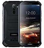 DOOGEE S40 Robustes 4G Android 9,0 Handy ohne Vertrag,5,5' HD (Gorilla Glass 4) IP68 Outdoor wasserdichtes Telephone DUAL SIM Militär Smartphone, 4650mAh Akku,...