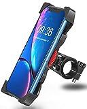 Handyhalterung Fahrrad Anti-Shake Bovon 360°Rotation Universal Fahrradhalterung Motorrad Fahrrad Lenker für iPhone Xs max / Xr / X / 8 / 7/ 6 Plus, Samsung...