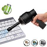 zonpor Tastatursauger, USB Reinigung Mini Staubsauger, PC Reinigungsset, Reinigen die Lücke für laptop, Sofa, Tierhäusern, Auto