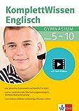 Klett Komplett Wissen Englisch Gymnasium Klasse 5-10: die gesamte Grammatik verständlich erklärt