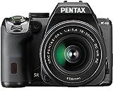 Pentax K-S2 Spiegelreflexkamera (20 Megapixel, 7,6 cm (3 Zoll) LCD-Display, Full-HD-Video, Wi-Fi, GPS, NFC, HDMI, USB 2.0) Kit inkl. 18-50mm WR-Objektiv schwarz