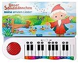 Meine ersten Lieder 'Unser Sandmännchen': Mit kleinem Mini-Keyboard