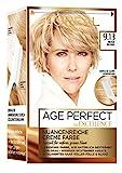 L'Oréal Paris Excellence Age Perfect Coloration, 9.13 beige blond, 3er Pack (3 x 1 Stück)