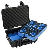 B&W outdoor.cases Typ 4000 mit GoPro Hero 2 / 3 / 4 Inlay - Das Original