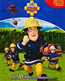 Feuerwehrmann Sam. Spiel- u. Beschäftigungsbuch: Inhalt: 1 Buch, 10 Figuren, 1 Spielmatte