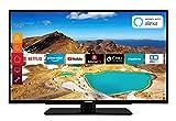 Telefunken XU40G521 102 cm (40 Zoll) Fernseher (4K Ultra HD, HDR10, Triple Tuner, Smart TV, Prime Video)
