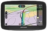 TomTom Via 52 Europe Traffic Navigationsgerät (13 cm (5 Zoll), Sprachsteuerung, Bluetooth Freisprechen, Fahrspurassistent, 3 Monate Radarkameras (auf Wunsch),...