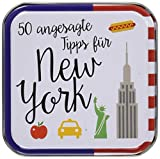 50 angesagte Tipps für New York   Metropolen entdecken   Reiseführer im handlichen Format (50 angesagte Tipps für.... / 50 Inspirationen für den nächsten...