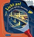 Nachts auf der Baustelle: Licht an!