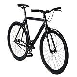 bonvelo Singlespeed Fahrrad Blizz Back to Black (Large / 56cm für Körpergrößen von 170cm bis 181cm)