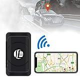 Starker Magnet GPS Tracker, Likorlove Wasserdicht 3 Monate Lang Standby Fahrzeug Tracking Echtzeit Monitoring System Locator Anti Verloren Ortungsgerät für...