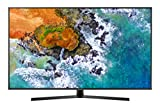 Samsung NU7409 138 cm (55 Zoll) LED Fernseher (Ultra HD, HDR, Tuner, Smart TV)