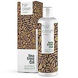 Australian Bodycare hair clean - Teebaumöl Shampoo gegen Schuppen, juckende und trockene Kopfhaut - Kann auch gegen Pickel auf der Kopfhaut verwendet werden...