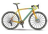 Haibike Noon 8.50 28 Zoll Cyclocross Orange/Blau/Gelb (2016), 48