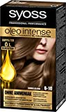 Syoss Oleo Intense 6-10 Dunkelblond Haarfarbe, 3er Pack(3 x 115 ml)