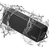 ZoeeTree S10 Bluetooth Lautsprecher, Wireless V5.0 Bluetooth Speakers mit 24W Duale Bass-Treiber und IPX7 Wasserdicht, 30h Spielzeit und eingebautem Mikrofon,...
