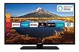 Telefunken XF39G511 98 cm (39 Zoll) Fernseher (Full HD, Triple Tuner, Smart TV, Prime Video, Works with Alexa)