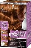 Schwarzkopf Color Expert Intensiv-Pflege Color-Creme, 7.7 Kupfer Dunkelblond Stufe 3, 3er Pack (3 x 167 ml)