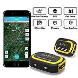 goTele GPS Tracker, Wander & Outdoor GPS-Geräte Jagd GPS Kinder und Haustiere Tracker Real-Time Tracking SOS Geo-Zaun Kein erforderliches...