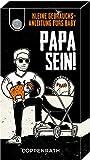 Fächerbuch - Papa sein!: Kleine Gebrauchsanleitung fürs Baby