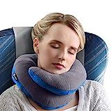 BCOZZY Kinnunterstützendes Nackenkissen– Unterstützt den Kopf, Nacken und das Kinn in maximalem Komfort in jeder Sitzposition. Ein patentiertes Produkt.