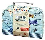 Moses Fernweh Koffer Allzweckbox | Für Geldgeschenke und kleine Reise-Utensilien