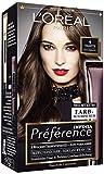 L'Oréal Paris Préférence Coloration Naturbraun 4, 3er Pack (3 x 1 Colorationsset)