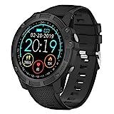 【Neuste Modell】 Antimi Smartwatch, Bluetooth Smart Watch Fitness Tracker Armband Sport Uhr Pulsuhren Schrittzähler Schlafmonitor mit IP68 Wasserdicht...