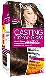L'Oréal Paris Casting Crème Gloss Glanz-Reflex-Intensivtönung 513 in Iced Chocolate, 3er Pack (3 x 1 Stück)