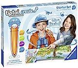 Ravensburger tiptoi 00805 - Create Starter-Set: Stift und Weltreise-Buch