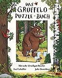 Das Grüffelo-Puzzle-Buch: Mit sechs 12-teiligen Puzzles