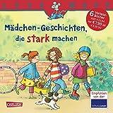 Mädchen-Geschichten, die stark machen: Sechs Geschichten zum Anschauen und Vorlesen in einem Band (LESEMAUS Sonderbände)