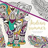 Kaisercraft Malbuch Indian Summer Paper Multicolour 25 x 25 x 0.6 cm