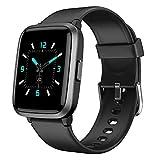 YAMAY Smartwatch,Fitness Armbanduhr mit Blutdruck Messgeräte,Pulsoximeter,Pulsuhren Fitness Uhr Wasserdicht IP68 Fitness Tracker Schrittzähler Uhr für Damen...