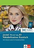 Jasno! neu A1: Russisch für Anfänger. Vokabeltrainer (Heft inklusive Audios für Smartphone/Tablet) (Jasno! neu: Russisch für Anfänger und Fortgeschrittene)