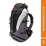 MONTIS VENTURE 30 Unisex Trekking-Rucksack, Wander-Rucksack & Reise-Rucksack in einem, ermöglicht dank Regenschutz auch Bike- & Campingtouren, im...