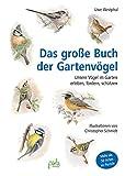 Das große Buch der Gartenvögel: Unsere Vögel im Garten erleben, fördern, schützen