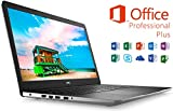 Notebook INSPIRON 17 3793 - Intel Core i7-1065G7 - 32GB-RAM - 2000GB NVMe SSD + 2000GB - Windows 10 + MS Office 2016 Pro - 44cm (17.3') Full HD Matt