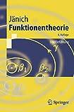 Funktionentheorie: Eine Einführung (Springer-Lehrbuch) (German Edition)