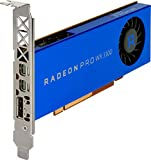 HP Grafikkarte - Radeon Pro WX 3100-4 GB GDDR5 Low Profile - 2 x Mini DisplayPort - für Workstation Z2 G4 Z4 G4 Z6 G4 Z8 G4