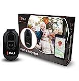 PAJ GPS Easy Finder GPS Tracker Kinder ca. 5 Tage Akkulaufzeit (bis zu 10 Tage im Standby-Modus) Live Ortung Mini GPS Tracker