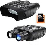 NICEME HD Digital Nachtsichtfernglas Infrarot Wasserdicht 640 X 480 30FPS Fotokamera Und Camcorder Mit 400 M Erfassungsbereich 2,3 Zoll TFT LCD Mit 32G...