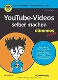 YouTube-Videos selber machen für Dummies Junior