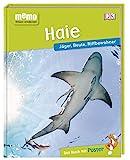 memo Wissen entdecken. Haie: Jäger, Beute, Riffbewohner. Das Buch mit Poster!